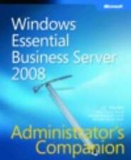 Windows Essential Business Server 2008 Administrator's Companion Book/CD Pac