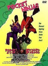 Pocket Ninjas DVD New Factory Sealed