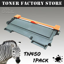 1PK TN450 Black Toner For DCP-7060D 7065DN HL-2220 2230 MFC-7240MF 7360N 7365DN