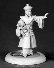 Xiang Lung Chinese Villian 50170 - Chronoscope - Reaper Mini D&D Monkey Mustache