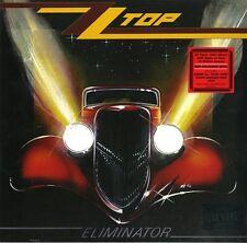 ZZ TOP ELIMINATOR (VINILE ROSSO) VINILE LP NUOVO SIGILLATO