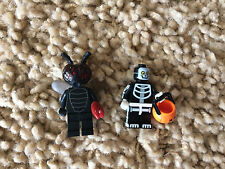 Lego 71010 Monster Skeleton Fly Winged Minifigure Series 14 Lot Collectible HTF