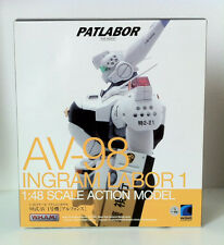 Patlabor Ingram AV-98, Labor 1 Alphonse, 1/48 W.H.A.M. by Wave