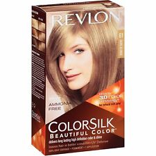 Revlon ColorSilk Beautiful Color, 61 Dark Blonde