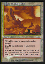 Magic The Gathering Urza's Legacy Ghitu Encampment FOIL