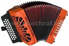 Hohner Compadre FBE Accordion-Bag,Straps,Shirt- MAKE OFFER!  Worldwide shipping