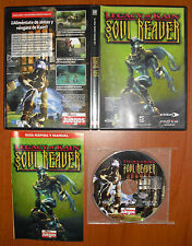 Legacy of Kain: Soul Reaver 1 [PC CD-ROM] Computer Hoy Juegos Ver. Esp. COMPLETO
