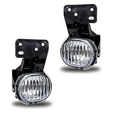 1997-2003 Chevy Malibu Replacement Fog Lights Pair - Clear