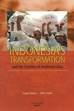 Indonesia's Transformation and the Stability of Southeast Asia-ExLibrary
