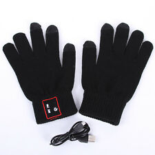 Touch Glove Screen Gloves Smartphone Bluetooth 3.0 Hi Call Headset Speaker Phone