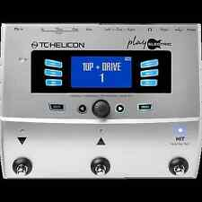 TC Helicon Play Electric Guitar, Vocal Effects Processor