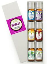 Mothers Day Set 100% Pure Best Therapeutic Grade Essential Oil Kit - 6/10mL (...