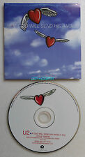 U2 IF GOD WILL SEND HIS ANGELS CD Single PROMO MEXICAIN CARDSLEEVE