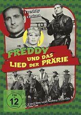 DVD * FREDDY UND DAS LIED DER PRÄRIE - Freddy Quinn   # NEU OVP §