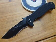 Emerson Knife MINI CQC-15-BTS - Black Serrated Edge - Prestige Dealer