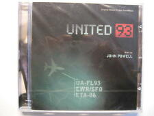 UNITED 93 - CD - O.S.T. - ORIGINAL MOTION PICTURE SOUNDTRACK - OVP - JOHN POWELL