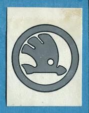 STORIA DELL'AUTOMOBILE Panini Figurina-Sticker n. 18b - SKODA -Rec