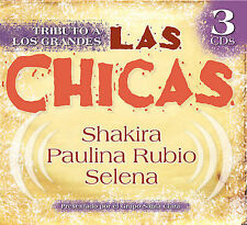 Las Chicas, Various Artists, New