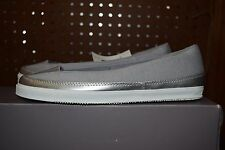 Womens Adidas Yarpo Ballerina Gray Silver White Sz 6 or 8.5 Shoes Dance Tap