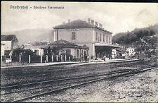 1905 - Pontremoli - Stazione Ferroviaria