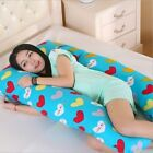 Maternity Pregnancy Pillow U Shape Nursing Sleeping Boyfriend Body Support