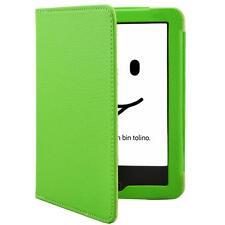 Tasche für Tolino Vision 4 HD Hülle Grün Cover Case Ebook Reader Schutzhülle