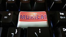2 Pack - MURICA! Backspace Key Cap for Cherry MX Mechanical Keyboards