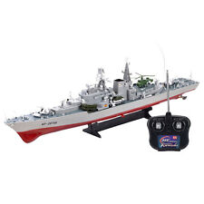 RC Boat 31 Inch 1:115 Destroyer Radio Remote Control Battle Ship