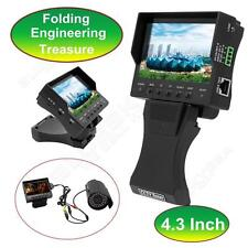 "US SHIP! NEW 4.3"" TFT LCD Monitor CCTV Security Camera Foldable Tester Video 12V"