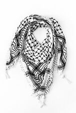 True Original Hirbawi Authentic Arab Palestine Scarf Shemagh Keffiyeh Hatta