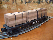Northwest Precision Lumber Timber Cedar Load for Lionel O27 O Scale