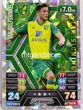 Match Attax 2013/14 Premier League - #234 Ricky Van Wolfswinkel - Star Signing