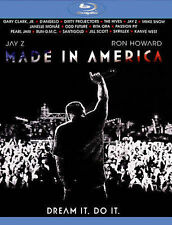 MADE IN AMERICA JAY Z Blu-ray 1 disc Ron Howard FREE shipping