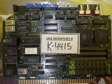Electroglas 251411-002 CPU 020 PCB Card Rev. D Used Working