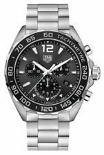 Tag Heuer Formula 1 Quartz Chronograph 43mm Men's Watch CAZ1011.BA0842