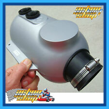Go Kart Airbox AKA43 KIAA Approved with Filter & Air Box Stainless Clamp