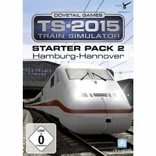 Train Simulator 2015 - Starter Pack 2 - PC Game - *NEU*