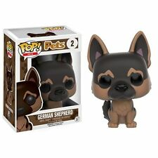 Funko Pop! Vinyl * German Shepherd * #2 Pets Dog Puppy GSD Figure New in Box POP