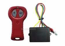 Wireless Winch Remote Control Handset, 7.5-30VDC Rainproof Remote for Winches