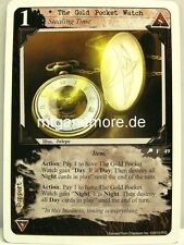 Call of Cthulhu LCG - 1x The Gold Pocket Watch  #049 - Terror in Venice