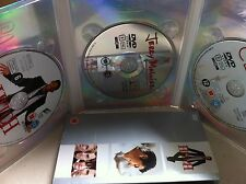 Will Smith Tom Crucero ENGANCHE / JERRY MAGUIRE / CLOSER ~ 3 discos GB DVD Juego