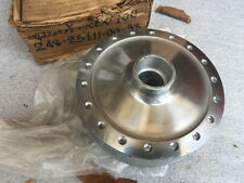 Yamaha AT1 CT1 HT1 DT100 MX125 RS100 LS2 TY125 Front Wheel Hub 248-25111-00 NOS