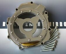 Engine Stator Cover See Through For Suzuki 2005-2008 Gsxr 1000 Chrome