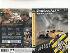 V8 Utes Australia-Highlights:The 2007 Yokohama V8 Ute Racing Series-Car -2 DVD