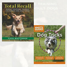 Total Recall,Idiot's Guides: Dog Tricks 2 Books Collection Set  Brand New Pack