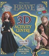 Disney Brave 3D Activity Centre (Disney Pixar Brave Film Tie in), Disney, New Bo