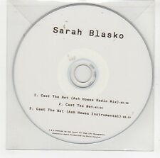 (GG908) Sarah Blasko, Cast The Net - DJ CD