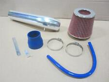 APC 1992-1995 Honda Civic Del Sol Short Ram Intake With Filter Polished & Blue