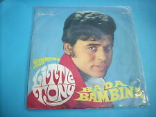 DISCO 45 GIRI LITTLE TONY BADA BAMBINA COME NUOVO