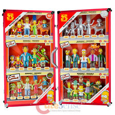 The Simpsons 25th Anniversary Limited Edition Mega Figure Set with Certificate